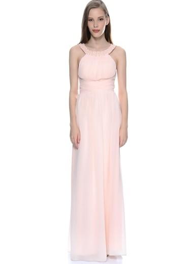 Lıttle Mıstress Elbise Pudra